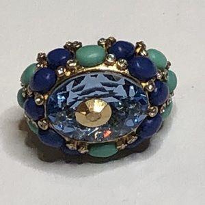 Stella & Dot Tesserae S/M Adjustable Ring